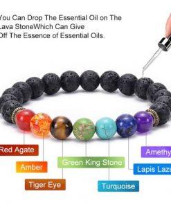 Chakra Stones Bracelet