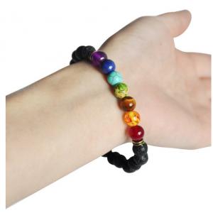 7 Chakra Healing Balance Bracelet