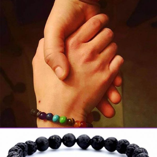page about chakra healing bracelet image photo cover