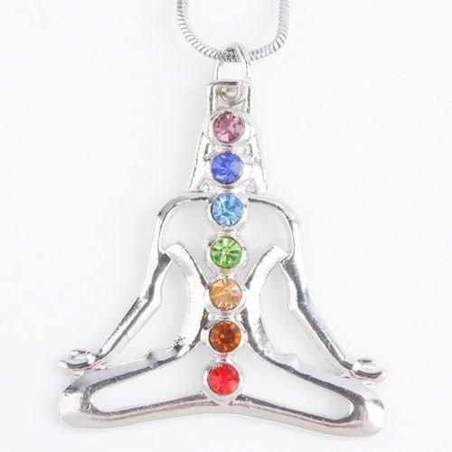 Chakra Pendant Necklace