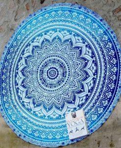 Mandala roundie beach towel