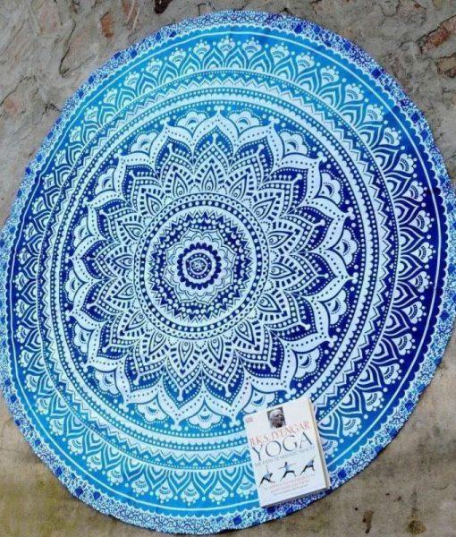 hippie-indian-peacock-mandala-round-beach-roundie-towel