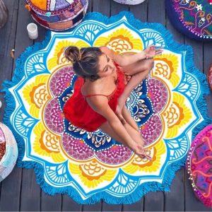 Mandala Beach Blankets