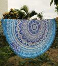 mandala-roundie-beach-towel