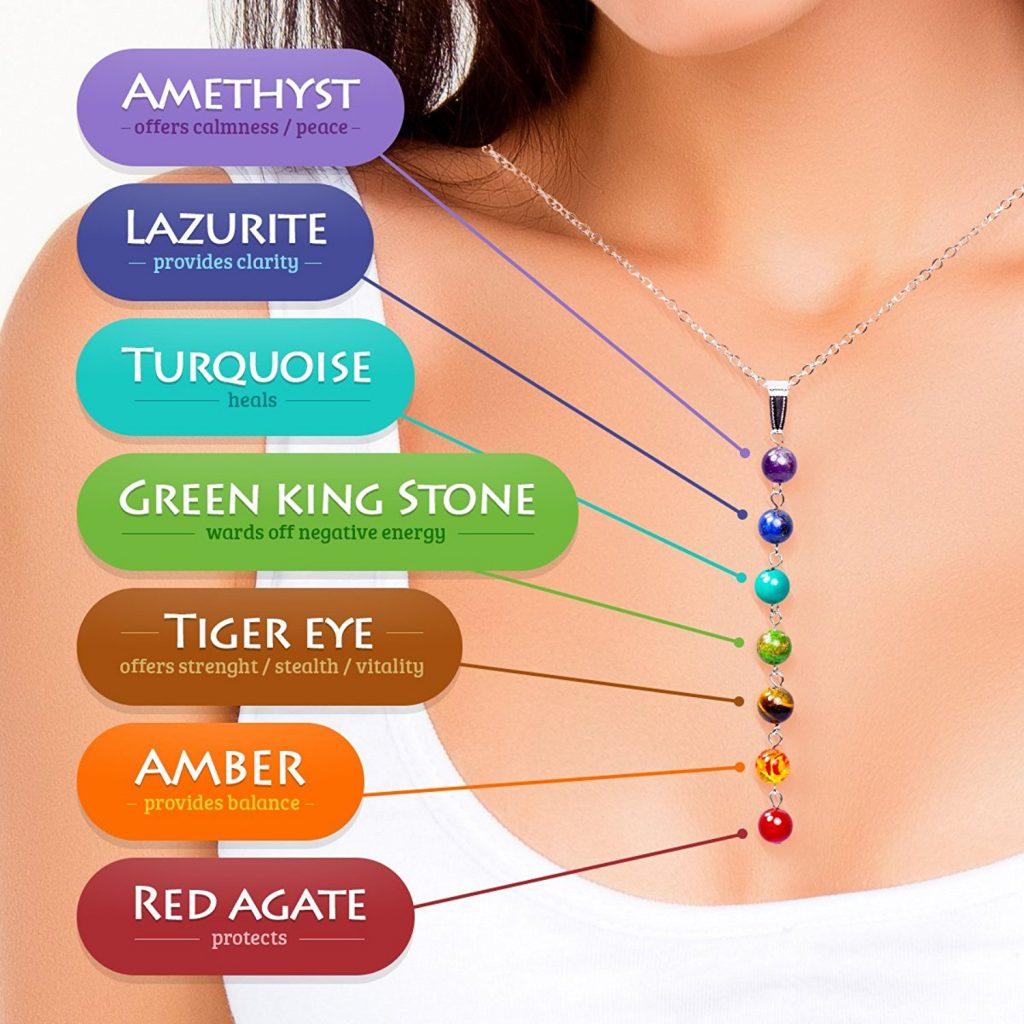 Chakra Jewelry Benefits