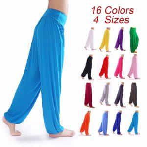 yoga bloomer pants