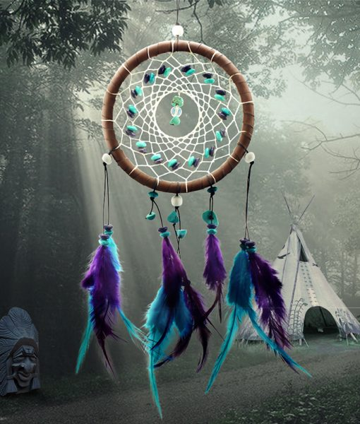 Dream Catcher with Feather