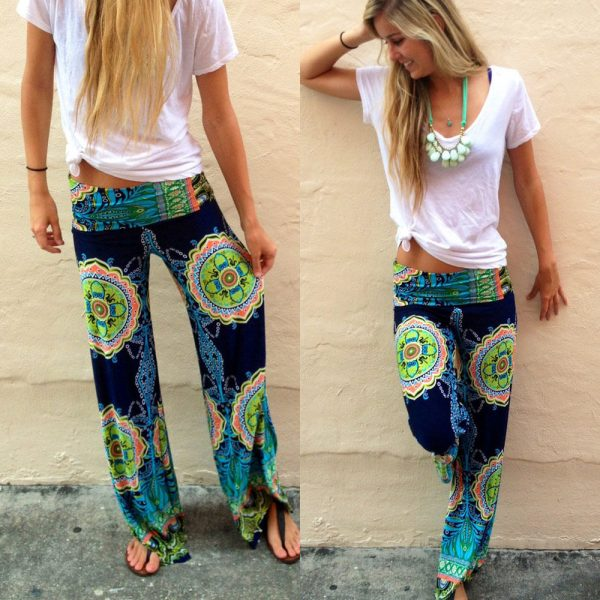hot-women-floral-yoga-boho-baggy-loose-gypsy-hippie-palazzo-harem-trousers1