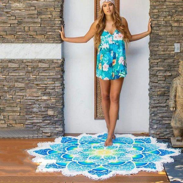 Bohemian Beach Towel