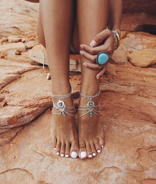 turquoise-boho-anklet1