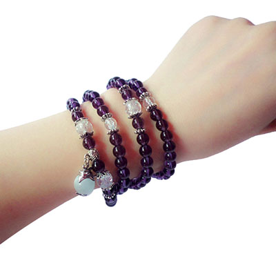 Buddhist Mala Bracelet