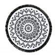 cheap-black-white-mandala-beach-blanket2