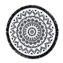 cheap-black-white-mandala-beach-blanket2