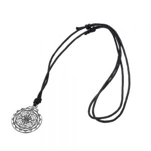 Chakra 3rd Eye Sri Yantra Necklace