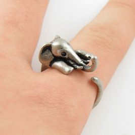elephant wrap ring cover