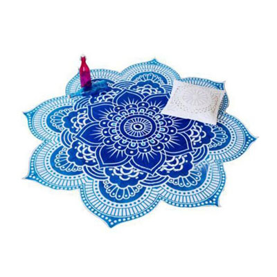 mandala-lotus-flower-blanket-blue