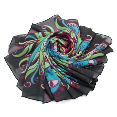Flower like Mandala Blanket