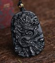 organic-black-obsidian-protective-dragon-carved-necklace