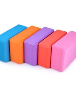 Sturdy Foam Yoga Blocks
