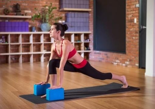 Yoga Block Workout