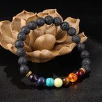 yoga-healing-7-chakras-obsidian-volanic-stone-energy-bracelets