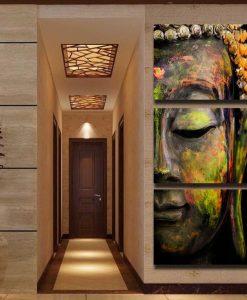 Buddha Nature 3 Piece Canvas