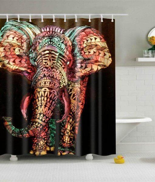 new-home-decor-nova-elephant-shower-curtain