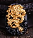 18k-gold-plated-dragon-carved-obsidian-necklace