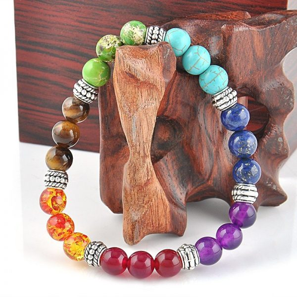 Best Chakra Bracelets Meaning & Benefits | The Yoga Mandala Shop