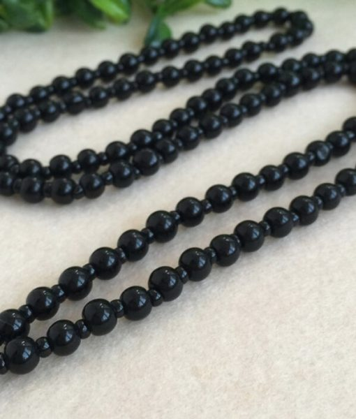 beaded necklace image