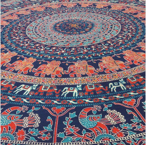 Mandala Tapestry Wall Hanging The Yoga Mandala Store