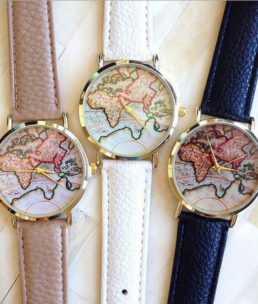 vintage-wanderlust-map-watch-cover
