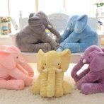 Fluffy Large Elephant Plush Toy image