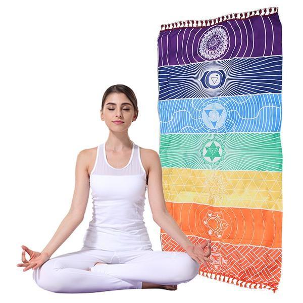 Yoga Tapestry