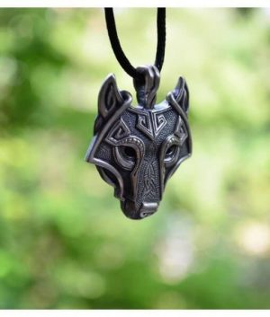 norse-wolf-head-necklace