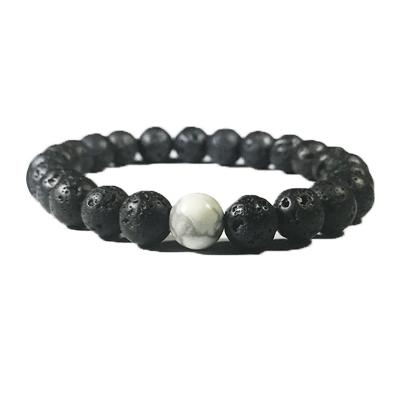 white-howlite-lava-stone-diffuser-bracelet