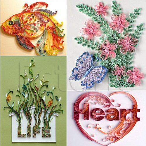 colorful-quilling-paper-image
