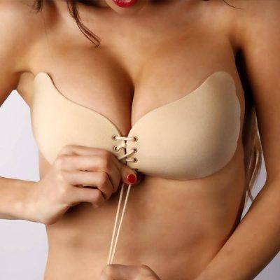 invisible push up bra