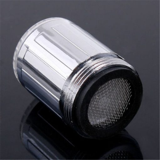 Temperature Sensor Faucet Light image