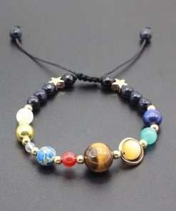 Astronomy Solar System Bracelet
