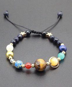astronomy solar system bracelet image
