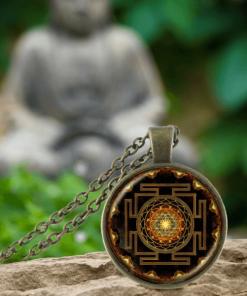 Sacred Sri Yantra