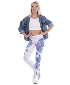 dream catcher mandala leggings image