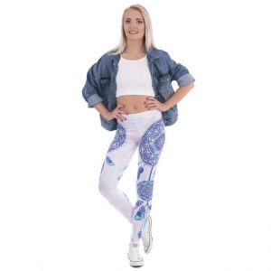 dream catcher mandala leggings
