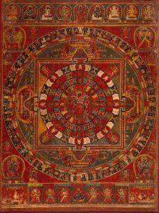 mandala tapestry meaning