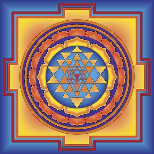 Sri Yantra Meaning And Benefits explined