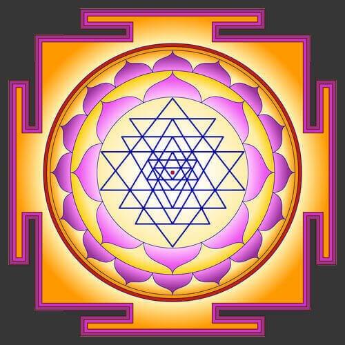 sri yantra meditation