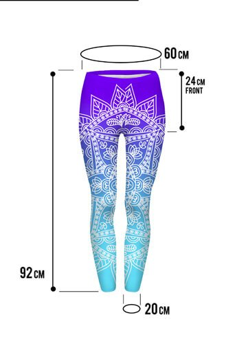mandala-blue-yoga-leggings-sizes