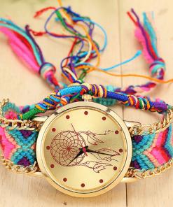 Braided Dreamcatcher Watch