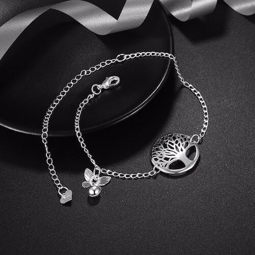 silver-tree-of-life-anklet